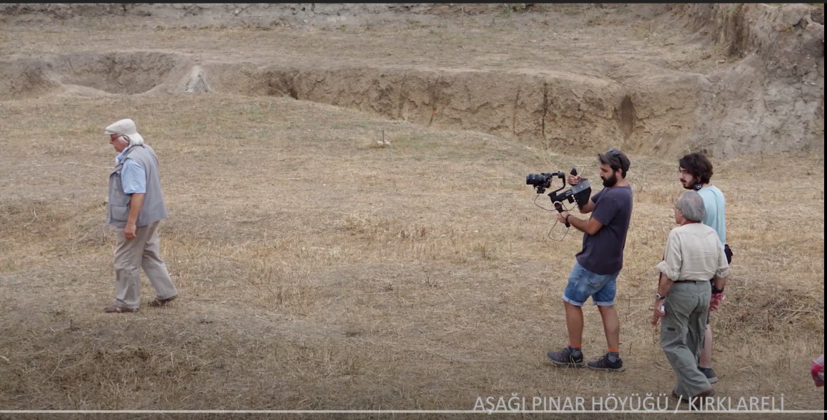 You're Invited to the Stories of the Shooting of the Ancient Stories of Anatolia
